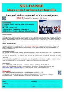 stage danse ski 2019